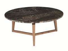 - Oval coffee table for living room ZEN | Coffee table for living room - SELVA