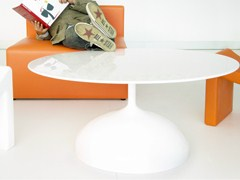 - Low round coffee table SISTER NO | Coffee table - Marzais Créations