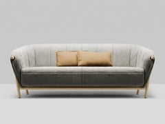 - 3 seater fabric sofa YAS | 3 seater sofa - Bosc