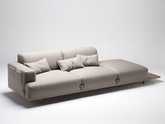 - Sectional fabric sofa DUFFLE | Sectional sofa - Bosc
