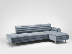- Corner fabric sofa with chaise longue KOUET | Corner sofa - Bosc