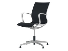 - Ergonomic task chair with 4-Spoke base with armrests ZERO | Task chair - Inclass Mobles