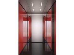 Ascensore su misura per edifici esistentiSCHINDLER 6500 - SCHINDLER