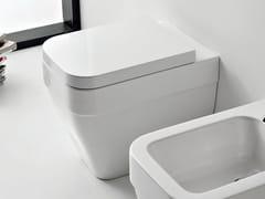- Ceramic toilet NEXT | Toilet - Scarabeo Ceramiche