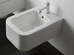 - Wall-hung ceramic bidet NEXT | Wall-hung bidet - Scarabeo Ceramiche