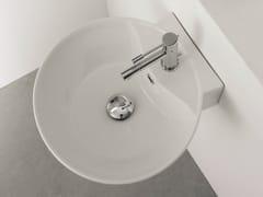 - Round ceramic washbasin SFERA R - Scarabeo Ceramiche