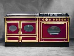 Cucina a libera installazioneCOUNTRY 190 lge - CORRADI CUCINE