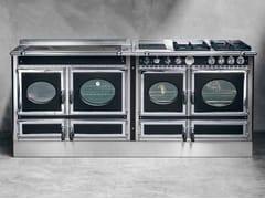 Cucina a libera installazioneCOUNTRY 200 lge - CORRADI CUCINE