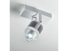 - LED adjustable ceiling spotlight SPOT LIGHT NAKED - Olev by CLM Illuminazione