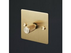 - Light switches Light Switches - Brass - Buster + Punch