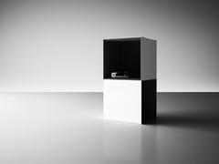 - Modular laminate office storage unit CUBILIS - RECHTECK Felix Schwake