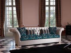 - Chesterfield style tufted sofa DESDEMONA CHIC - Domingo Salotti