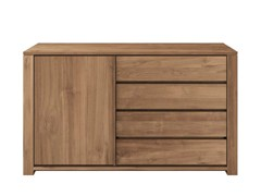 - Teak sideboard with drawers TEAK LODGE | Sideboard with drawers - Ethnicraft