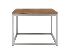 - Rectangular teak coffee table TEAK ESSENTIAL | Rectangular coffee table - Ethnicraft