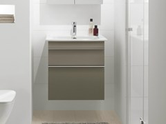 - Wall-mounted vanity unit with drawers VENTICELLO | Vanity unit - Villeroy & Boch
