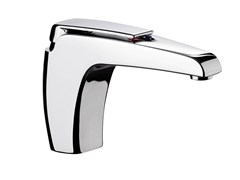 - Chrome-plated washbasin mixer without waste ATMOS | Countertop washbasin mixer - Remer Rubinetterie