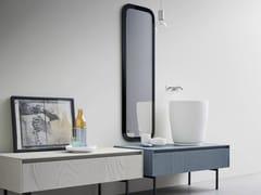 - Single ash vanity unit MOODE | Ash vanity unit - Rexa Design