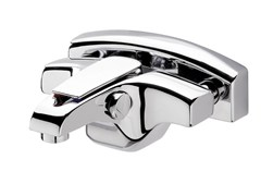 - Wall-mounted single handle bathtub mixer ATMOS | Bathtub mixer - Remer Rubinetterie