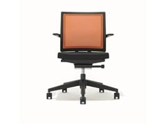 - Ergonomic swivel task chair with armrests B_RUN | Task chair - BENE