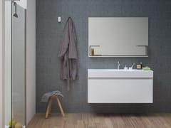 - Single acrylic vanity unit MOODE   Acrylic vanity unit - Rexa Design