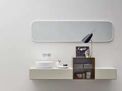 - Single ecomalta vanity unit ESPERANTO | Single vanity unit - Rexa Design