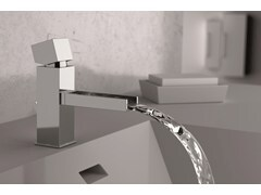 - Washbasin mixer without waste RIVER | Washbasin mixer without waste - Rubinetterie Mariani