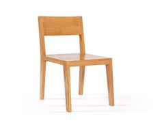 - Wooden chair ROOM 26 CHAIR 02 - Quinze & Milan