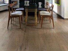 - Floating oak parquet LEERA - Woodco