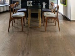 - Floating oak parquet LEERA - Woodco