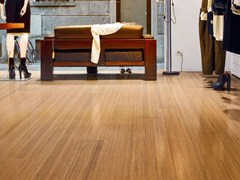 - Floating oak parquet AKIL - Woodco