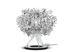 - Steelflex® table lamp FIORELLINA SILVER - Slamp