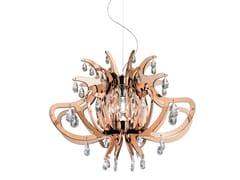 - Copperflex pendant lamp LILLIBET COPPER - Slamp