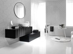 - Floorstanding bathroom cabinet with drawers LOUNGE | Floorstanding bathroom cabinet - NOKEN DESIGN
