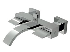 - Wall-mounted bathtub tap with aerator with diverter IMAGINE | Bathtub tap - NOKEN DESIGN