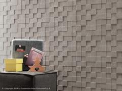 - Porcelain stoneware 3D Wall Cladding BORD | Porcelain stoneware 3D Wall Cladding - Atlas Concorde