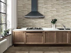- Indoor wall tiles CONCRETE MURETTO - CERAMICHE BRENNERO