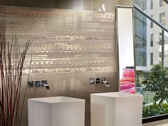- Ceramic wall tiles CONCRETE FLUID - CERAMICHE BRENNERO