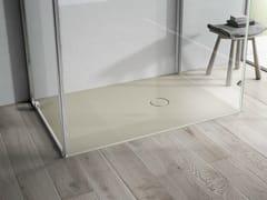 Piatto doccia filo pavimento in AquatekONDA - DISENIA SRL  BY IDEAGROUP