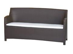 - 3 seater garden sofa ALASSIO | 3 seater sofa - Mediterraneo by GPB