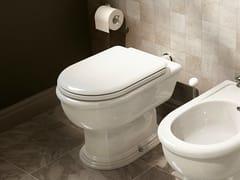- Ceramic toilet FIDIA | Toilet - CERAMICA FLAMINIA