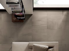 - Porcelain stoneware flooring with resin effect RUSH TAUPE - CERAMICHE KEOPE