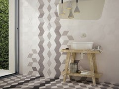 - Indoor/outdoor porcelain wall/floor tiles RHOMBUS | Wall/floor tiles - EQUIPE CERAMICAS