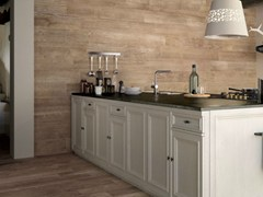 - Porcelain stoneware wall tiles / flooring SOUL BEIGE - CERAMICHE KEOPE