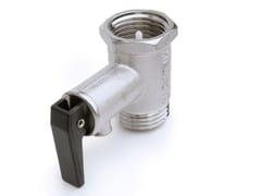 - Safety valve G1/2