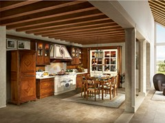 - Custom solid wood kitchen ANTIQUA | Custom kitchen - L'Ottocento