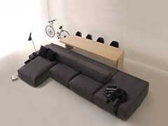 - Sofa / table ISOLAGIORNO™ EASY+SOLID XXL - LAYOUT ISOLAGIORNO™ by Farm