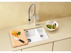 - Built-in sink BLANCO SUBLINE 350/150-U - Blanco