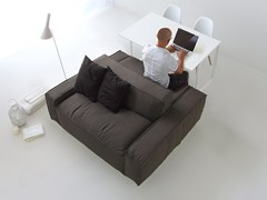 - Sofa / table ISOLAGIORNO™ EASY+SLIM XS - LAYOUT ISOLAGIORNO™ by Farm