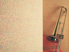 - Sound absorbing synthetic fibre wallpaper WALLDESIGN® BADIN - TECNOFLOOR Industria Chimica