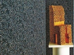 - Sound absorbing synthetic fibre wallpaper WALLDESIGN® - TECNOFLOOR Industria Chimica
